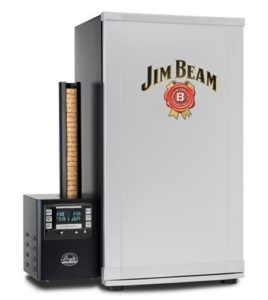 Jim Beam Bradley 4-Rack Digital Outdoor Smoker