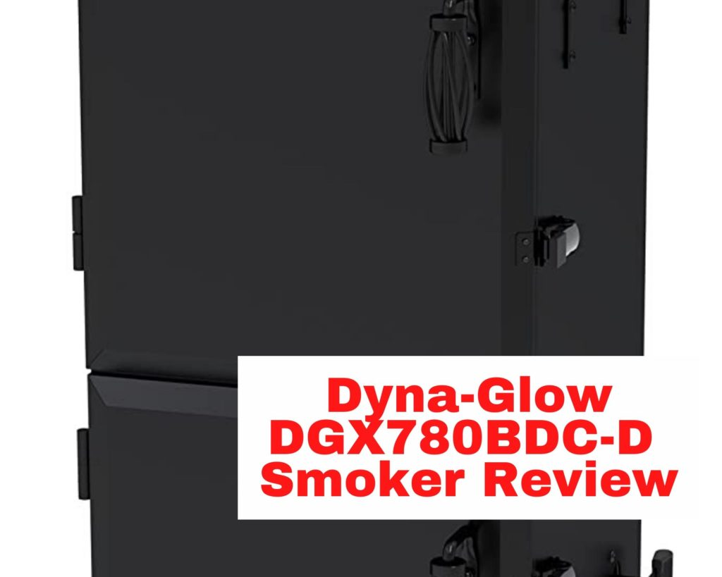 dyna-glo dgx780bdc-d 36 vertical charcoal smoker review