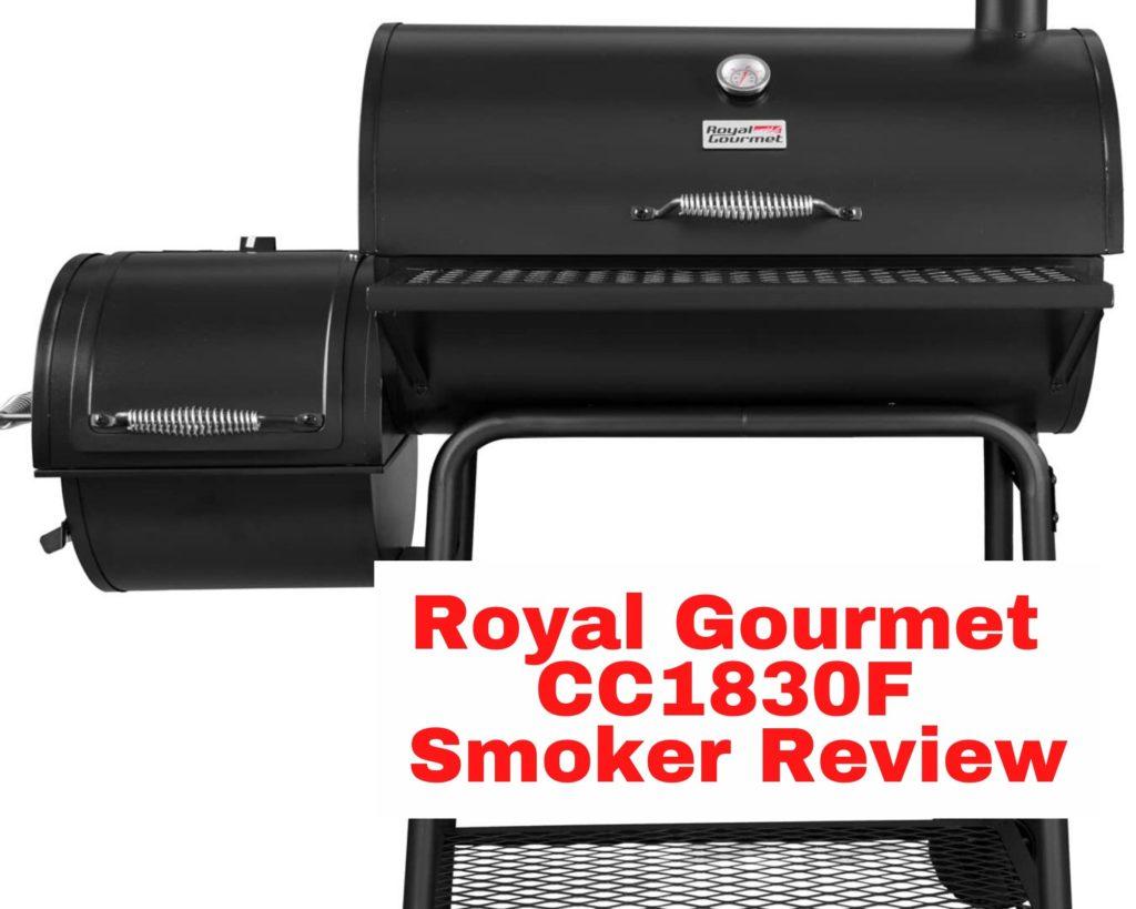 royal gourmet cc1830f review